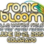 Sonic Bloom 2015 Partners With Groove Medical Services