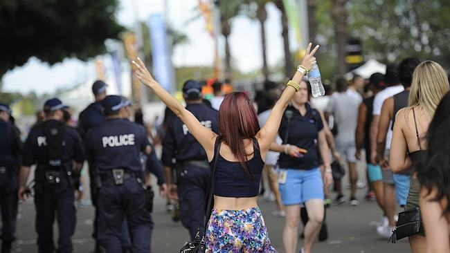 221 People Charged With Drug Offensives Festival